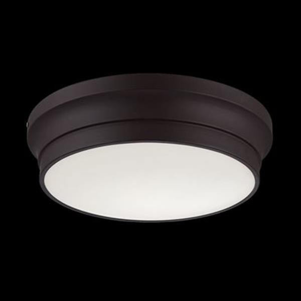 Eurofase Jane Bronze 1-Light LED Flush Mount Light
