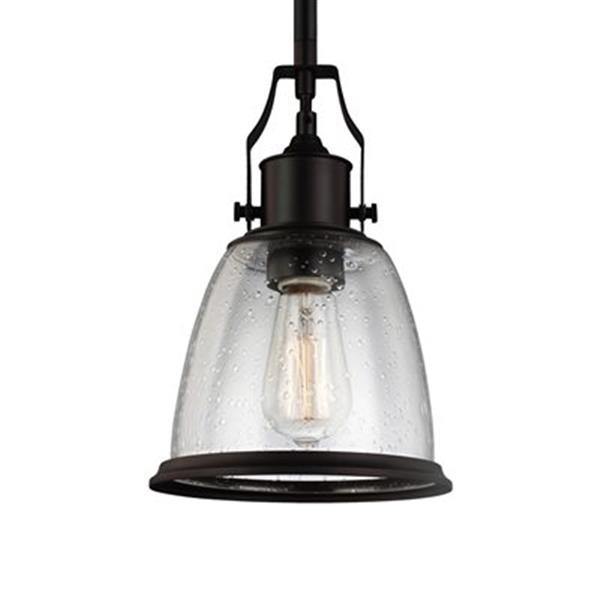 Feiss Hobson Oil-Rubbed Bronze Pendant