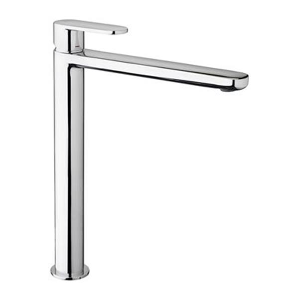 WS Bath Collections Candy Polished Chrome Single Lever Wash Basin Mixer