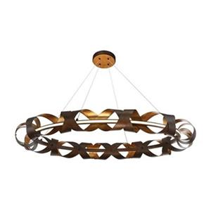 Eurofase Banderia Bronze LED Pendant Light