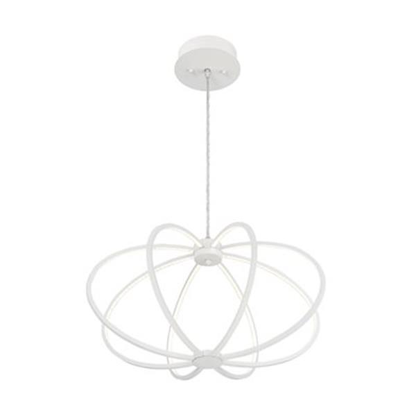 Eurofase Leggero 8-Light White LED Pendant