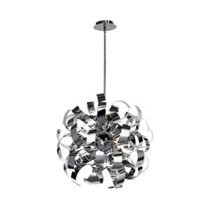 Artcraft Lighting Bel Air Chrome Pendant