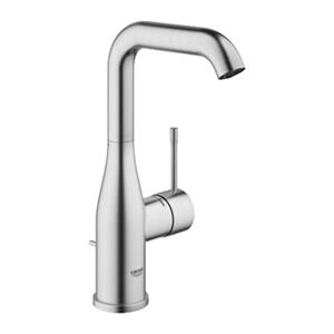 Grohe Brushed Nickel Essence Lavatory Faucet