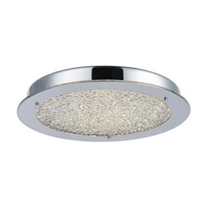 Artcraft Lighting Stardust Chome LED Flush Mount Ceiling Light