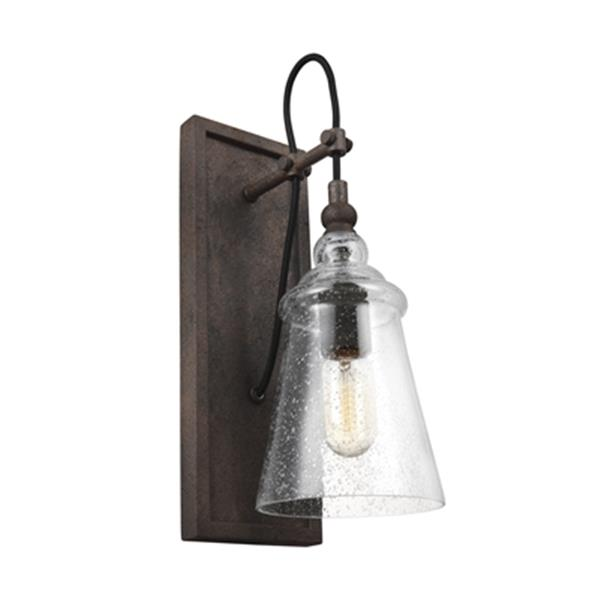 Feiss Loras 1-Light Wall Sconce