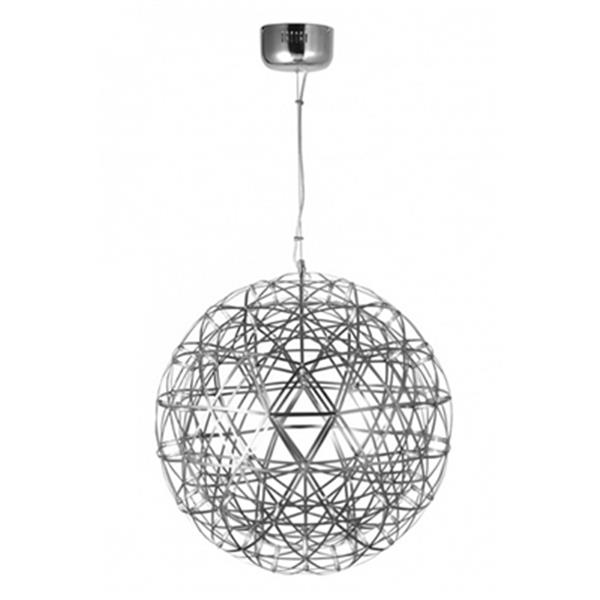 Design Living MN Series Star LED Satin Nickel Pendant Light