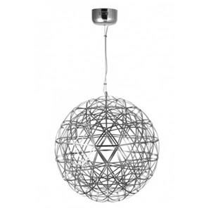 Bethel International MN Series Star LED Satin Nickel Pendant Light