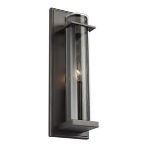 Feiss Silo Collection 1-Light Wall Sconce.