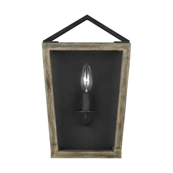 Feiss Gannet Collection 1-Light Wall Sconce