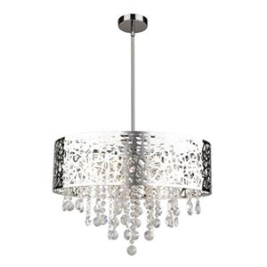 Artcraft Lighting Celestial Chrome Ceiling Pendant