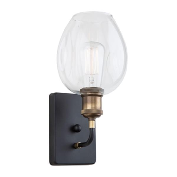 Artcraft Lighting Clearwater Collection 1-Light Wall Sconce