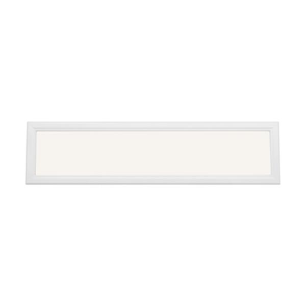 Inti Lighting Corp 1x4 Energy Star True Flush Mount/T-Grid Dimmable LED Flat Panel Light