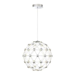 Eurofase Siena Chrome Integrated LED Pendant Light