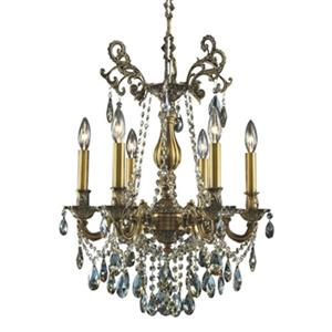 Bethel International Brass Chandelier