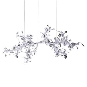 Design Living Crystal Branch Chandelier