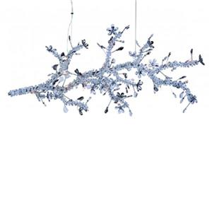 Bethel International Crystal Branch Chandelier