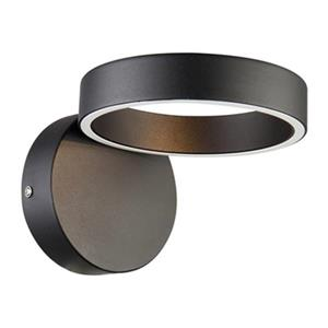 Design Living LED Ring Wall Sconce