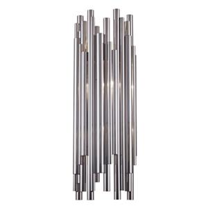 Design Living 2-Light Steel Rod Wall Sconce