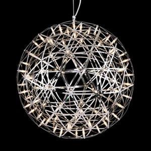 Bethel International MN Series Chrome Star LED Pendant Light