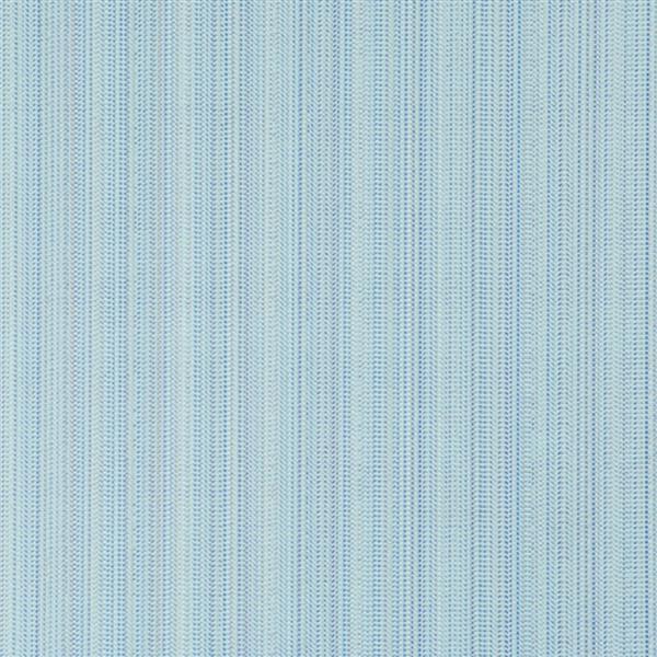 Walls Republic Zipper Teeth 57 sq ft Blue Unpasted Wallpaper