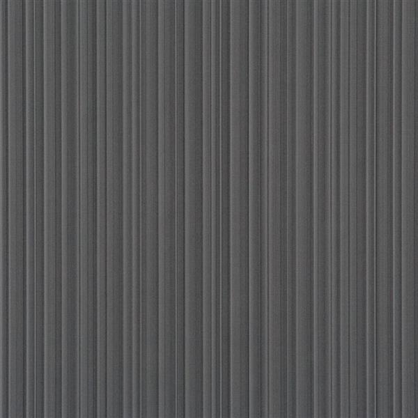 Papier peint à plis à rayures texturées