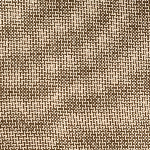Papier peint à panier métallique