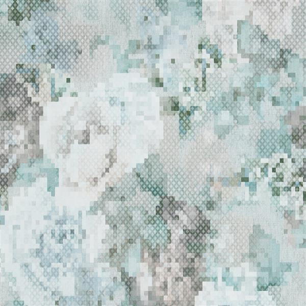 Papier peint florale