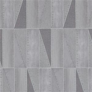 Walls Republic Urban Denim Patch 57 sq ft Light Grey Unpasted Wallpaper