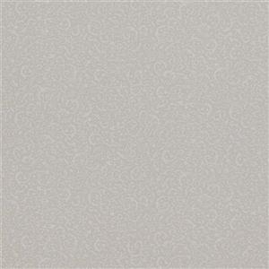 Walls Republic Dirty-Beige/Grey Classic Swirls Wallpaper