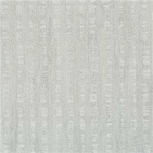 Papier peint  à carrés géométriques rayés
