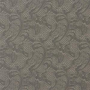 Walls Republic Brown Tile Non-Woven Paste The Wall Traditional Lace Wallpaper