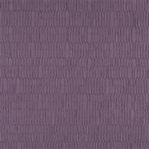 Walls Republic Swerve Shimmery Geometric 57 sq ft Purple Unpasted Wallpaper