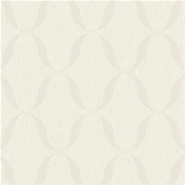 Papier peint à rayures géométriques moderne