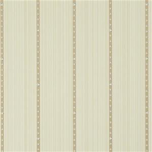 Walls Republic Beige Imagine Striped Unpasted Wallpaper