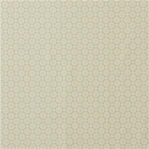 Walls Republic Ash Grey Abstract Non-Woven Paste The Wall Geometric Lace Doilies Wallpaper