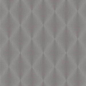 Walls Republic Silver Geometric Non-Woven Paste The Wall Modern Pulse Wallpaper
