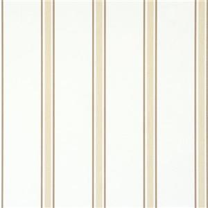 Papier peint à rayures classique