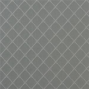 Walls Republic Grey Geometric Non-Woven Paste The Wall Ease Stitched Wallpaper