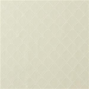Walls Republic Off-White Geometric Non-Woven Paste The Wall Ease Stitched Wallpaper