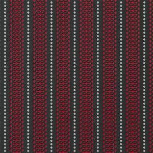 Walls Republic 57 sq ft Red Allure Comtemporary Striped Wallpaper