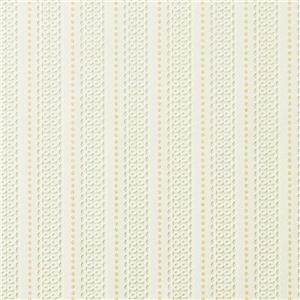 Walls Republic 57 sq ft White Allure Comtemporary Striped Wallpaper
