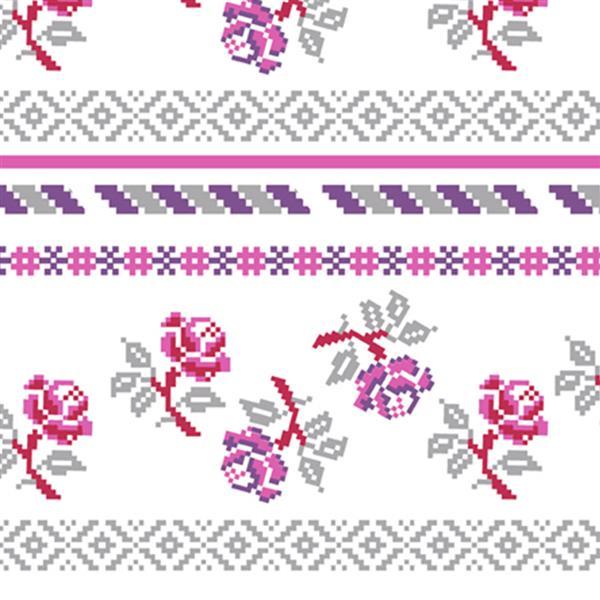 Walls Republic Bright Pattern Paste The Wall Wallpaper