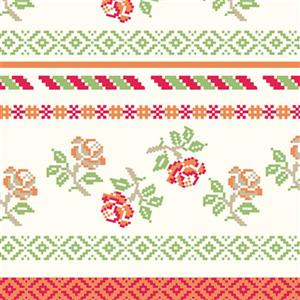 Walls Republic Bright Pattern Paste The Wall Wallpaper