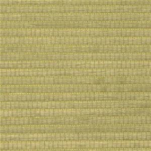 Wall Republic Wood Veneer Grasscloth 57 sq ft Yellow Green Unpasted Wallpaper