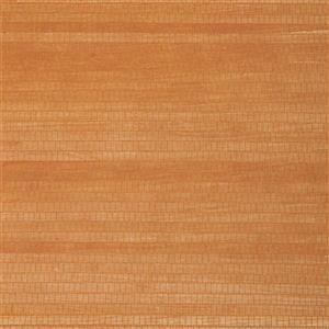 Wall Republic Wood Skin Grasscloth 57 sq ft Light Brown/Green Unpasted Wallpaper