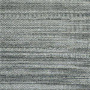 Walls Republic Sisal Grasscloth Grey 54sq-ft Unpasted Wallpaper