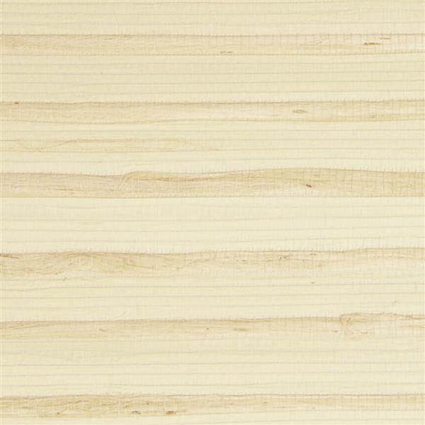 Walls Republic Jute and Paper Yarn Cream Grasscloth Unpasted Wallpaper