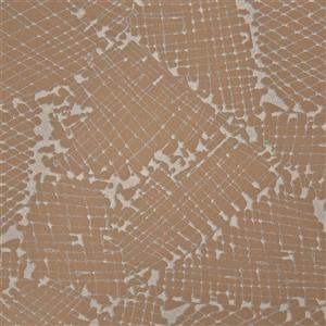 Walls Republic Copper/Copper Combed Effect Pattern Wallpaper