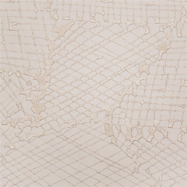 Walls Republic Grey/Grey Combed Effect Pattern Wallpaper