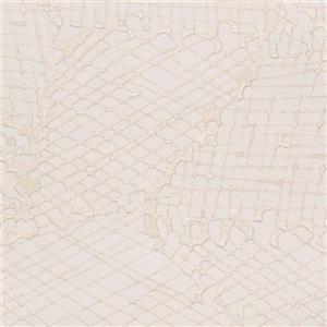 Papier peint  à motif effet peigné